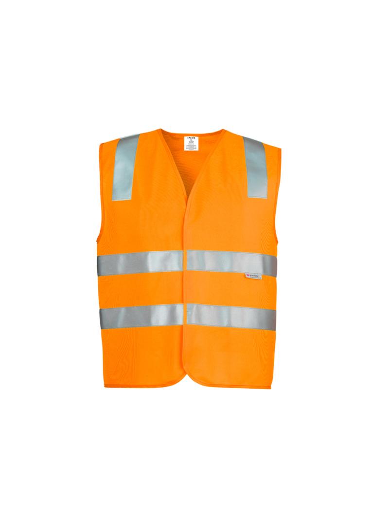 ZV999 Unisex Hi Vis Basic Vest image 0