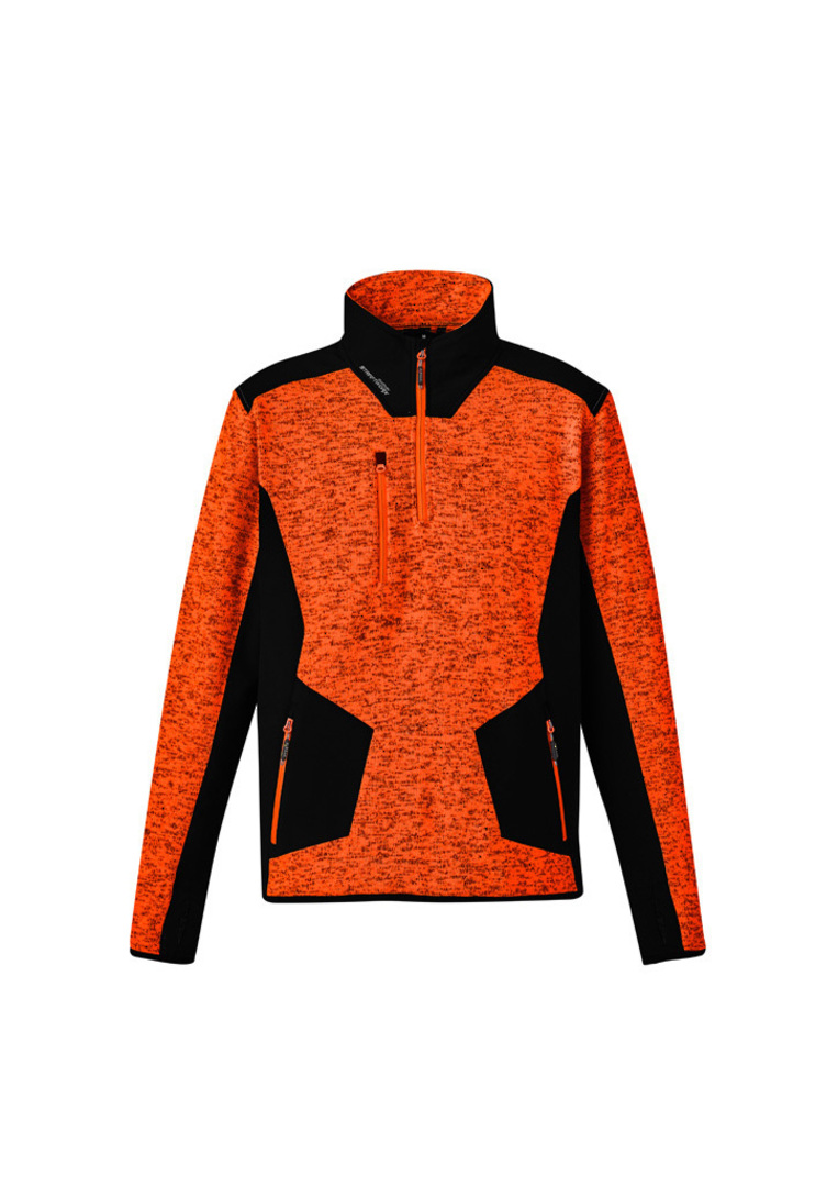 Unisex Streetworx Reinforced 1/4 ZIP PULLOVER image 1