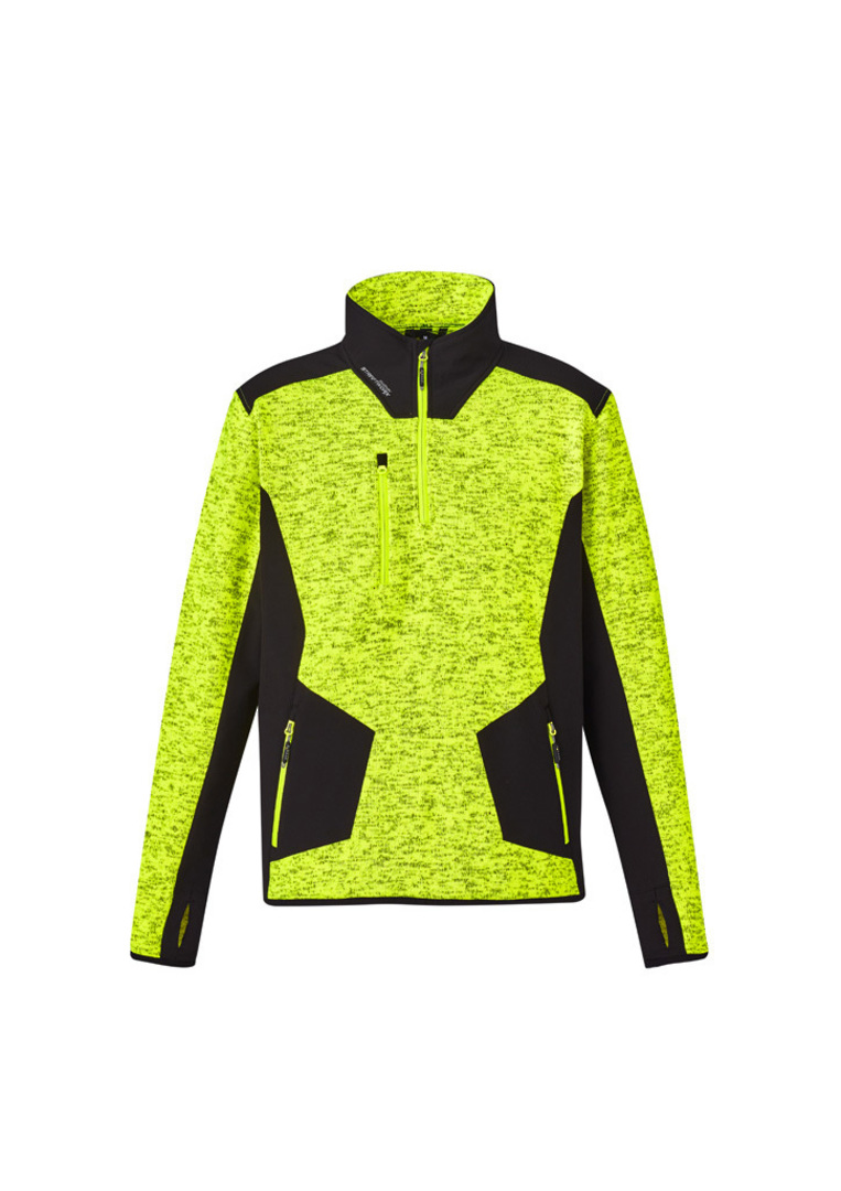 Unisex Streetworx Reinforced 1/4 ZIP PULLOVER image 3