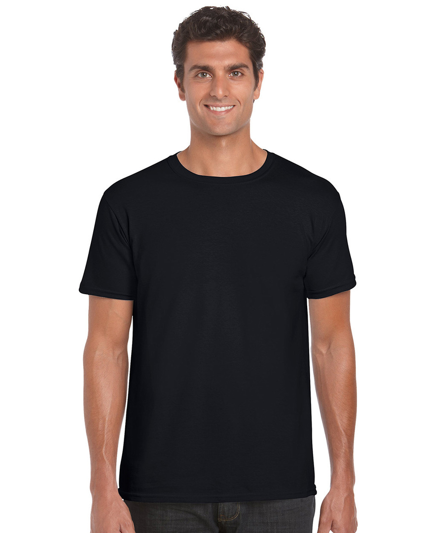 Softstyle® Euro Fit Adult T-Shirt image 4