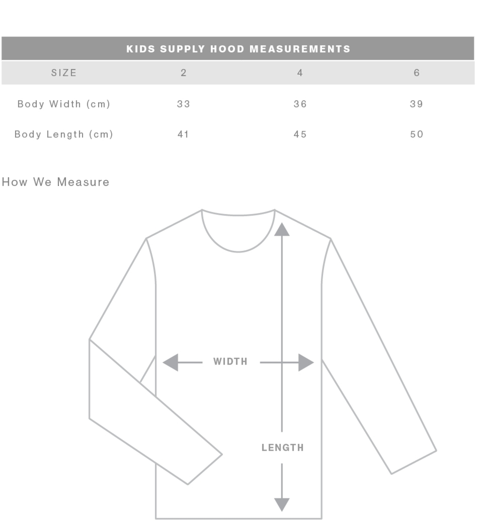 Supply Hood - Midweight 290gsm image 4