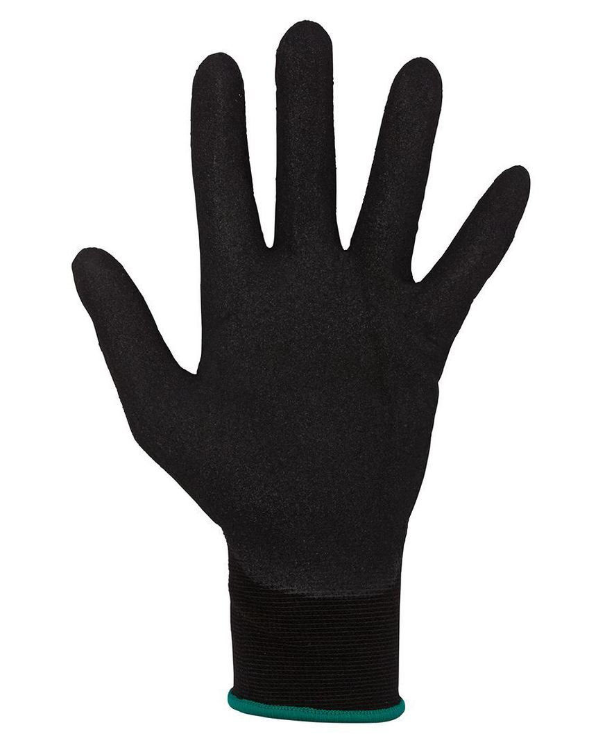 PREMIUM BLACK NITRILE BREATHABLE GLOVE (12 PACK) 8R002 image 1