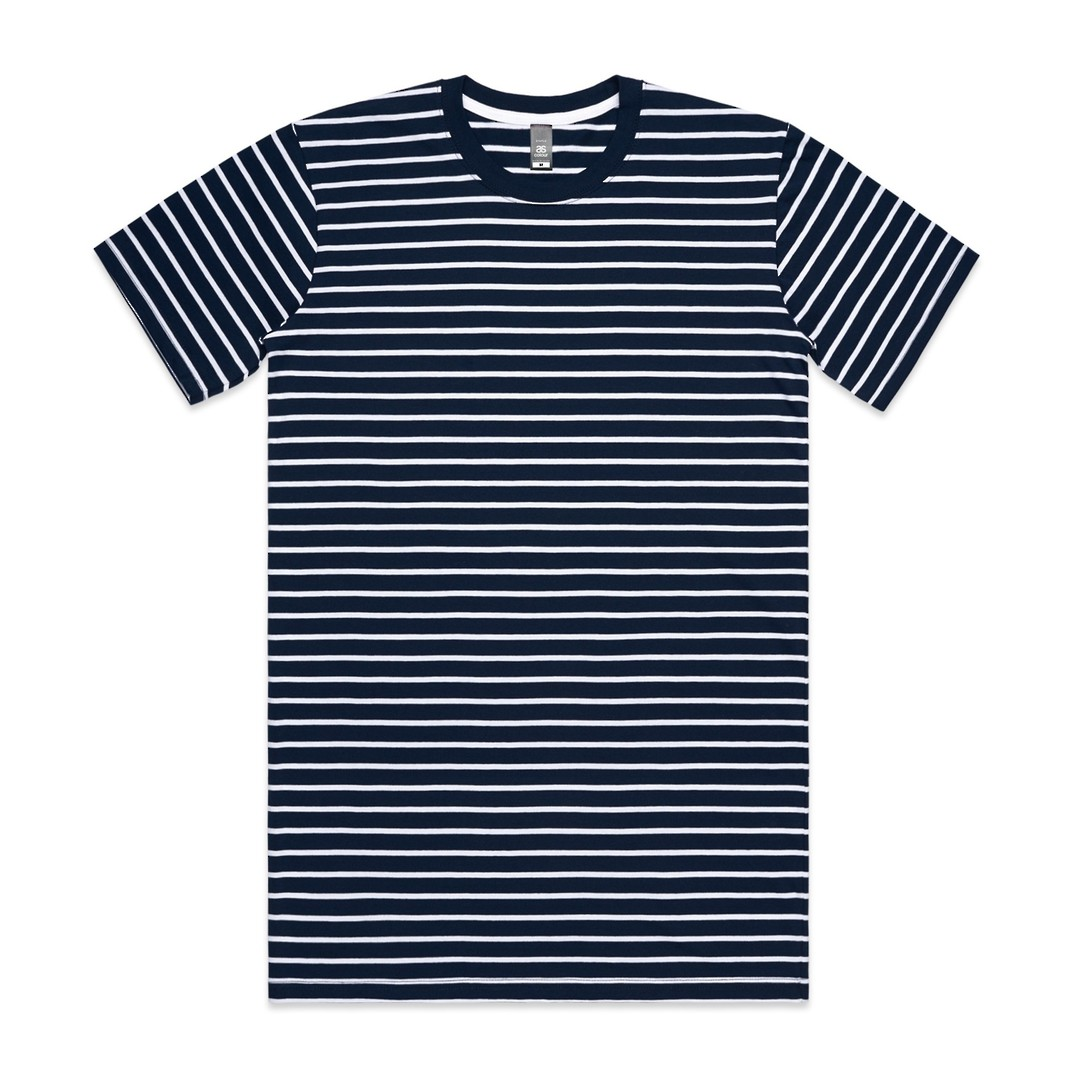MENS STAPLE STRIPE TEE - 5028  image 3