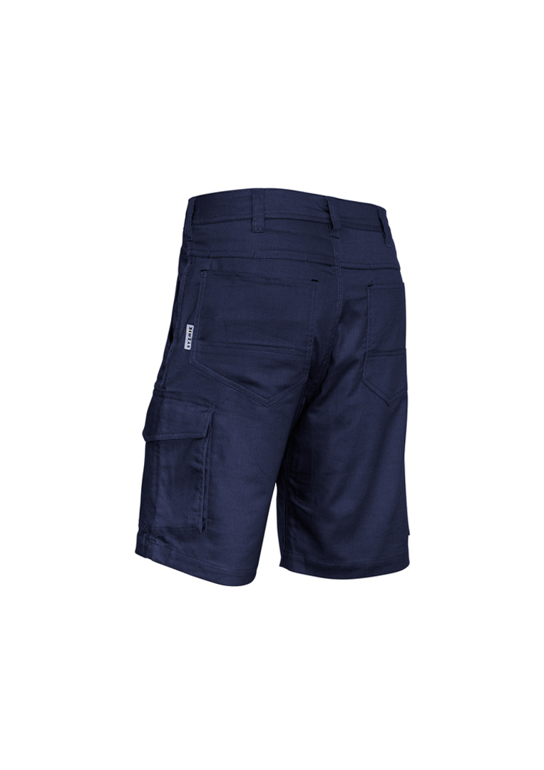 ZS505 Mens Rugged Cooling Vented Short image 6