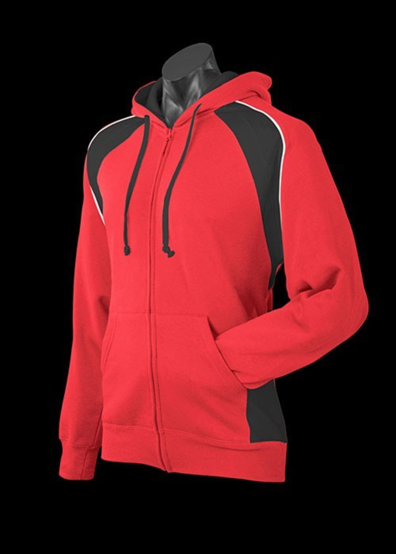 PANORAMA ZIP LADIES HOODIES image 12