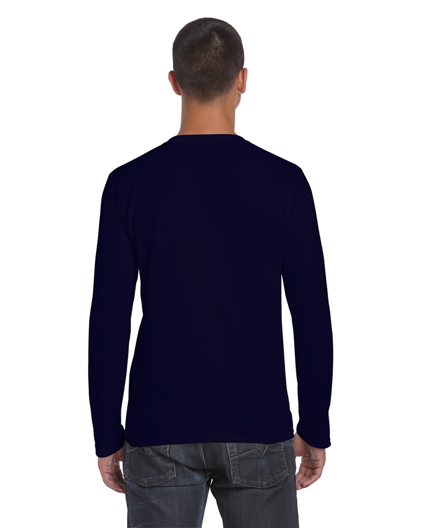 Softstyle® Euro Fit Adult Long Sleeve T-Shirt image 5