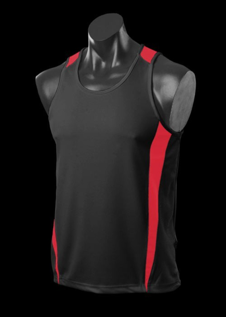 Mens and Womens Deluxe Eureka Singlets image 10