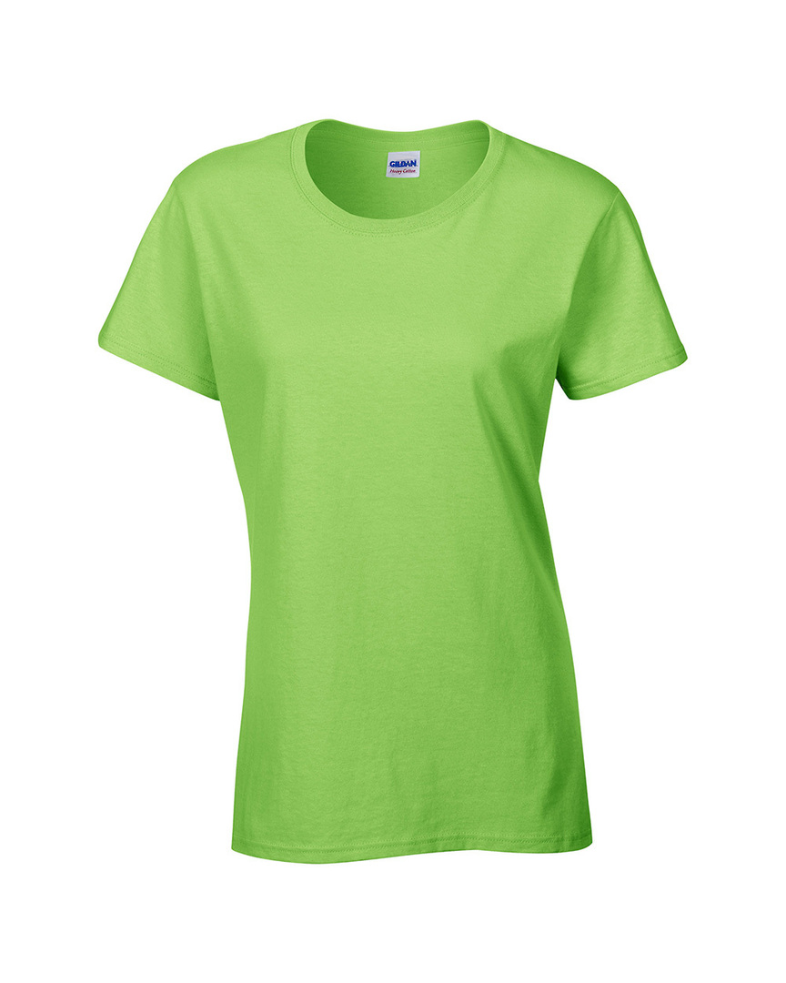 Heavy Cotton™ Semi-fitted Ladies' T-Shirt image 3