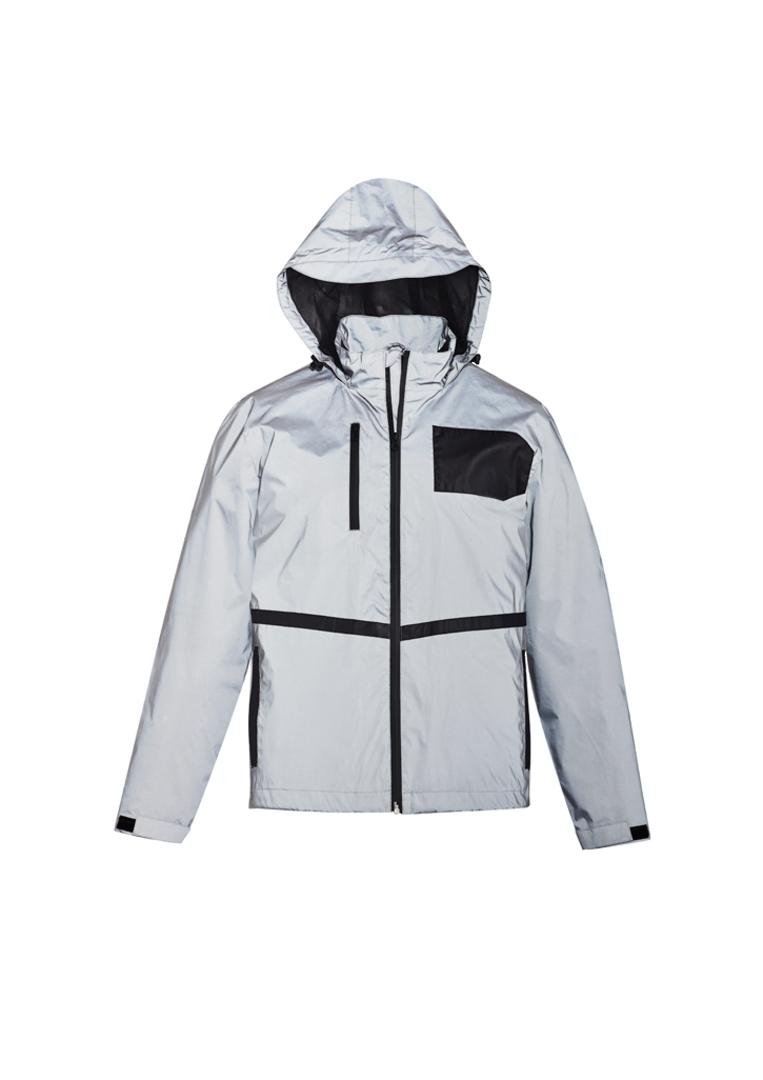 Unisex Reflective Waterproof Jacket image 1