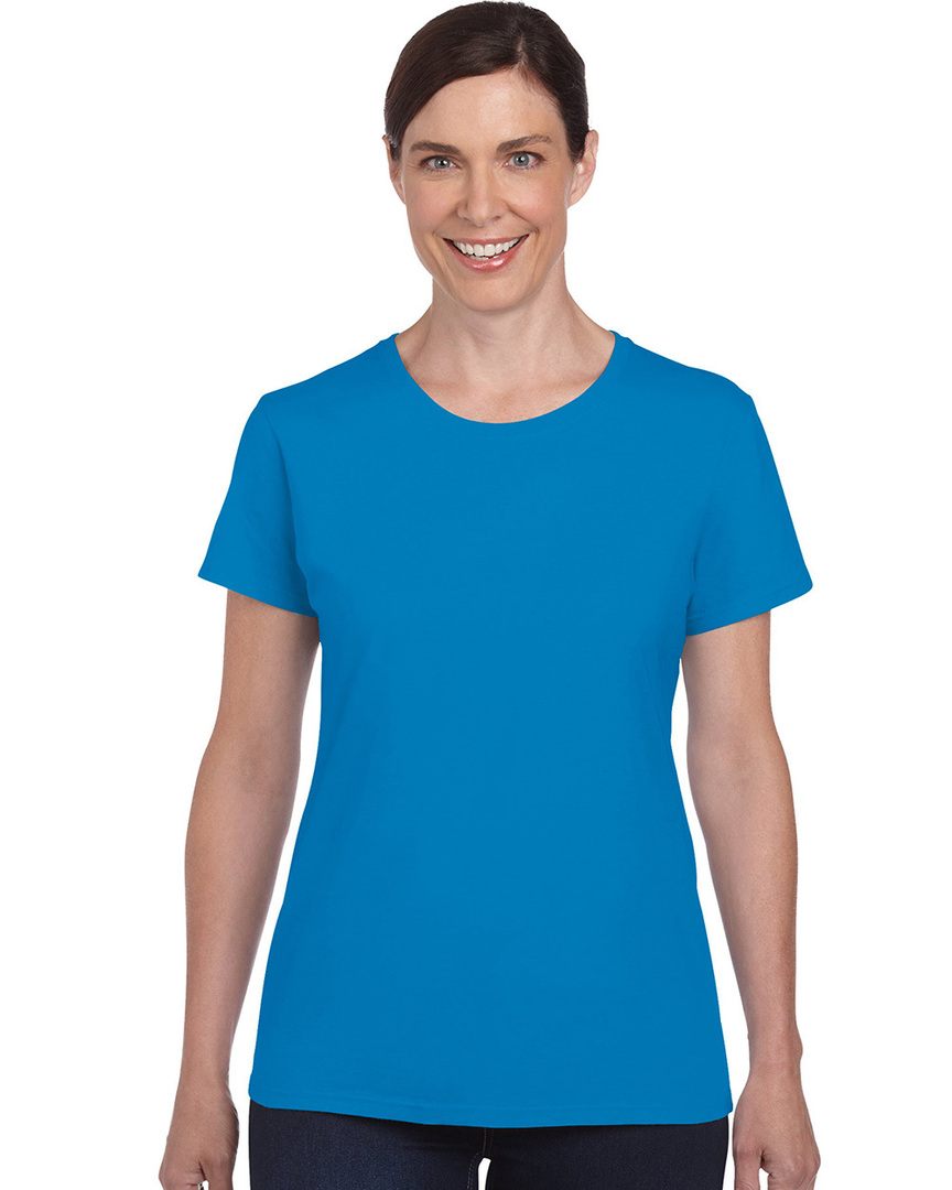 Heavy Cotton™ Semi-fitted Ladies' T-Shirt image 4