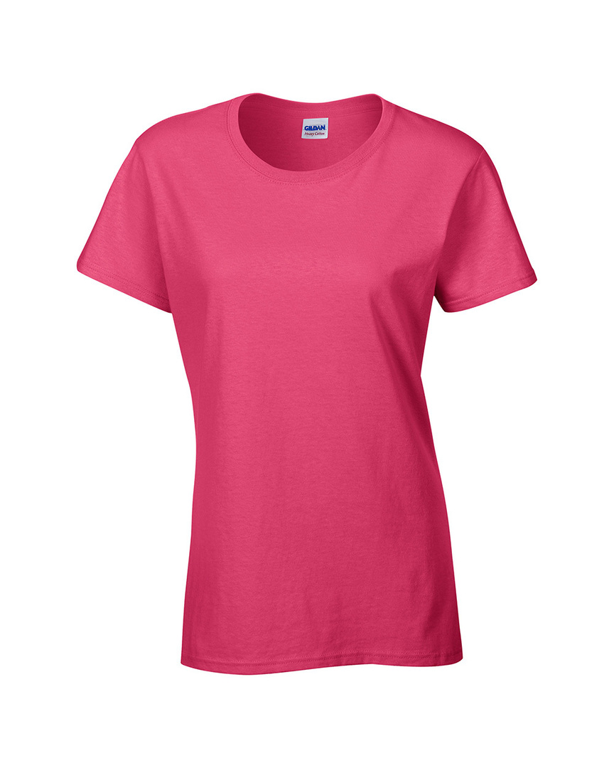 Heavy Cotton™ Semi-fitted Ladies' T-Shirt image 1