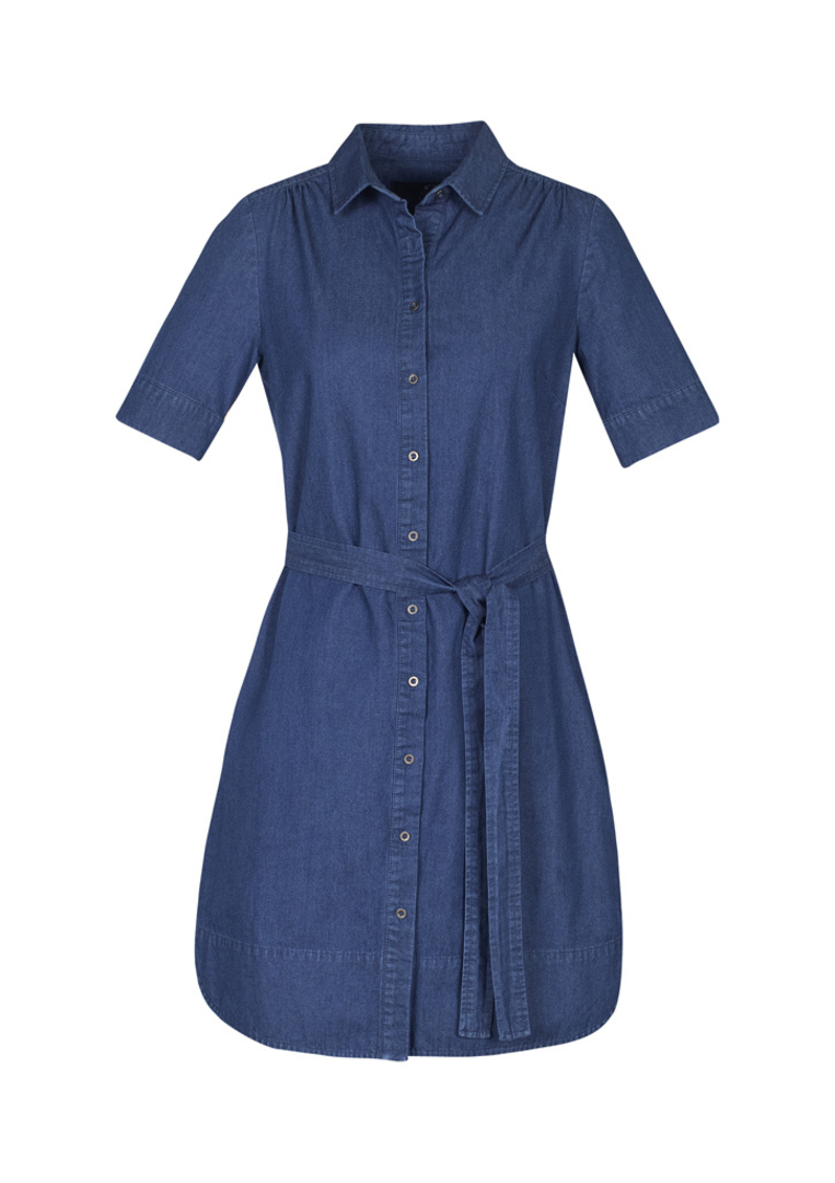 Delta Denim Dress image 2