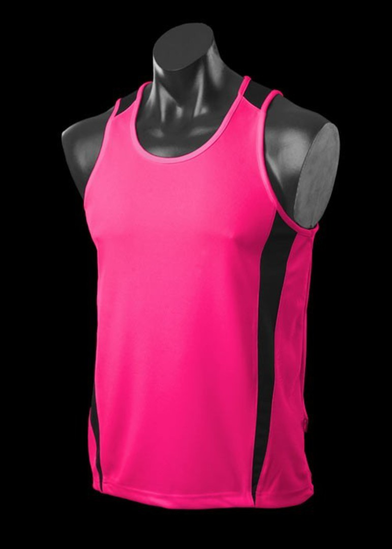 Mens and Womens Deluxe Eureka Singlets image 15
