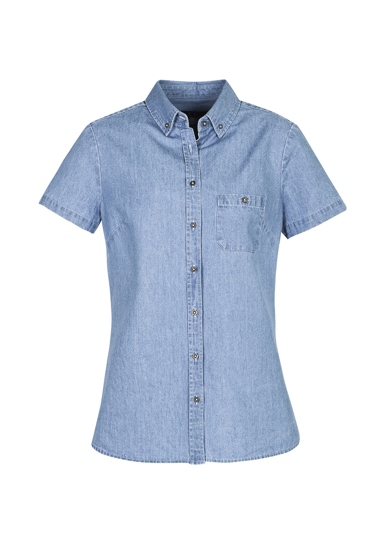 INDIE LADIES SHORT SLEEVE SHIRT image 1