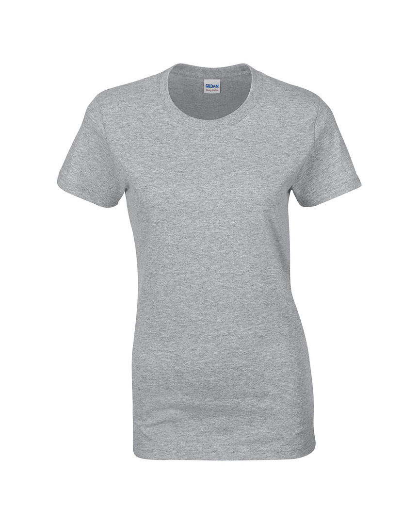 Heavy Cotton™ Semi-fitted Ladies' T-Shirt image 29