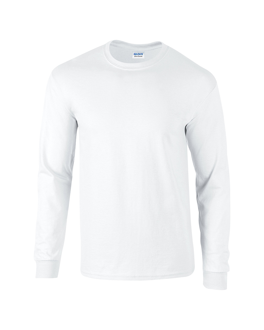 Ultra Cotton™ Classic Fit Adult Long Sleeve T- Shirt image 7