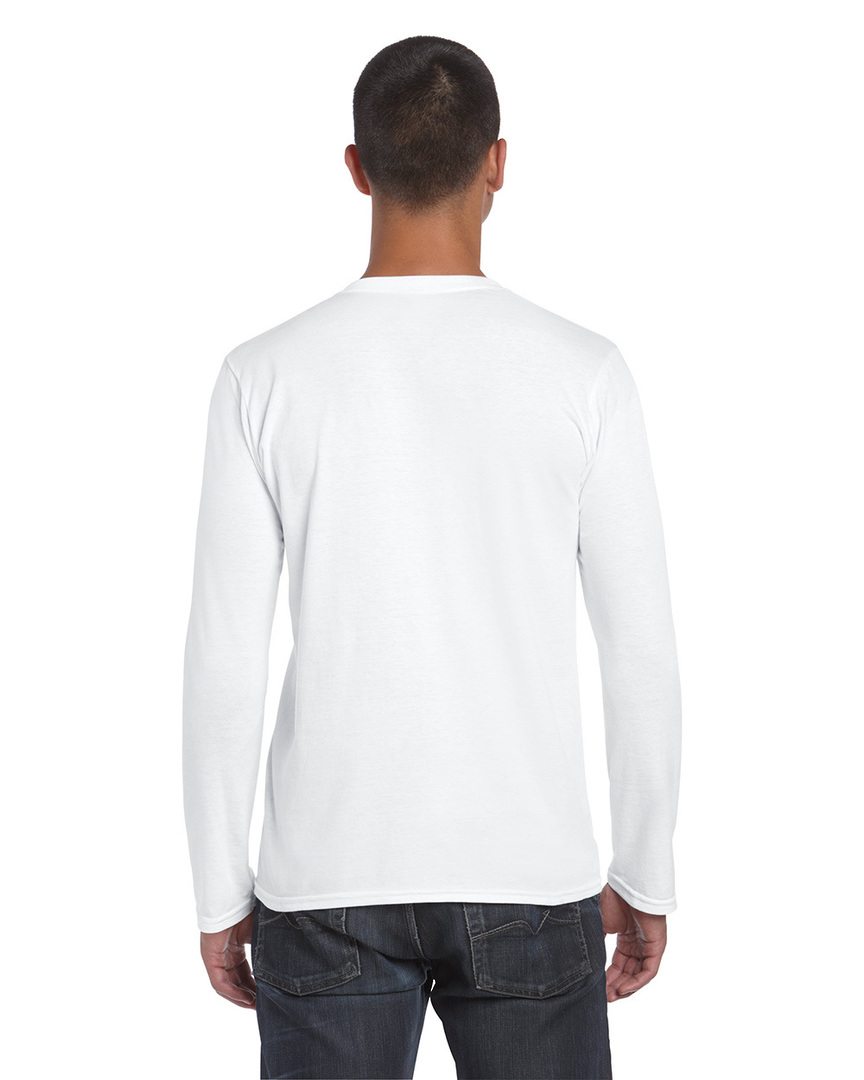 Softstyle® Euro Fit Adult Long Sleeve T-Shirt image 1