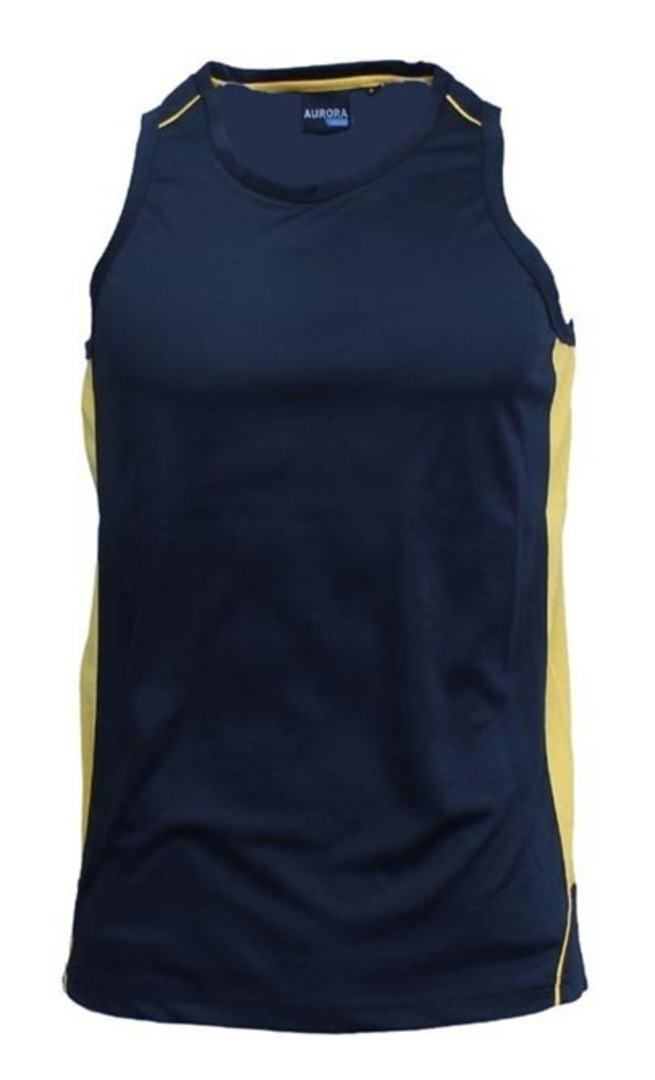 MPS Matchpace Singlet - Kids image 0