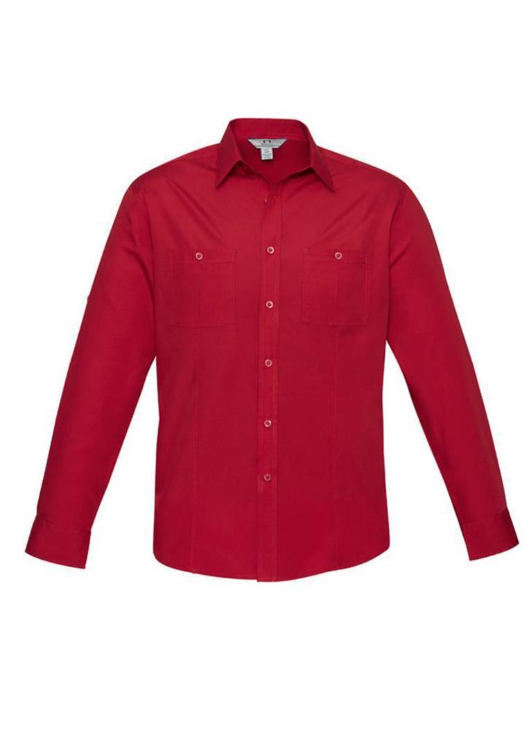 Mens Bondi Long Sleeve Shirt image 4