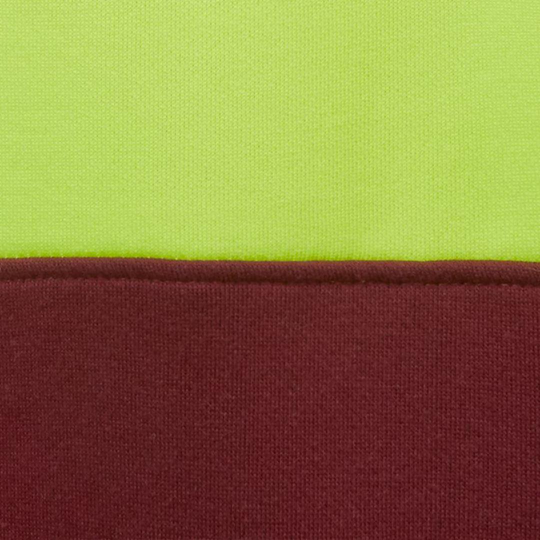6HVFH Hi Vis 1/2 Zip Fleecy Sweat image 6