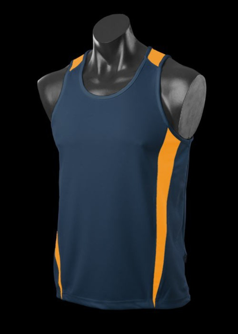 Mens and Womens Deluxe Eureka Singlets image 6