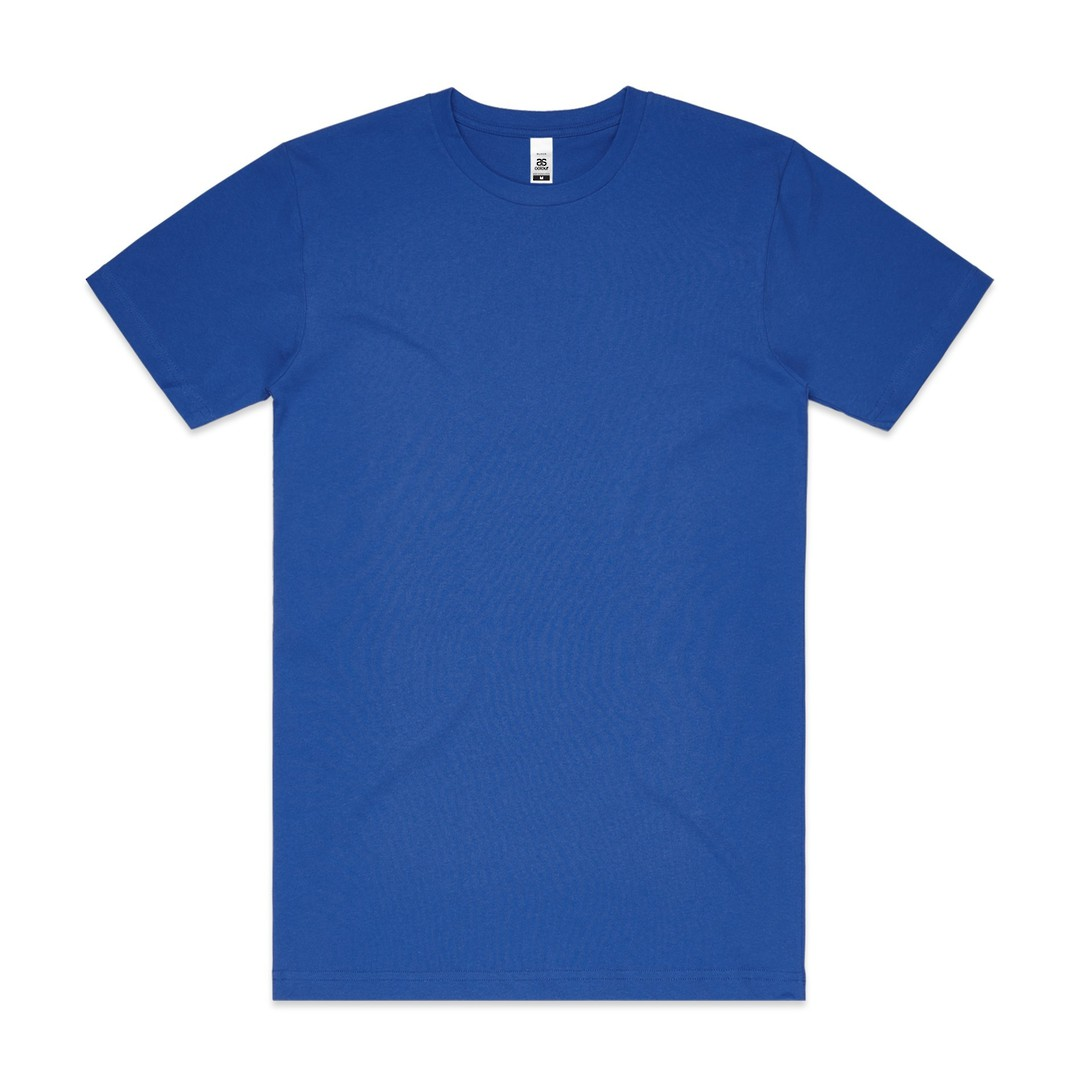 MENS BLOCK TEE (3XL-5XL) - 5050B image 14