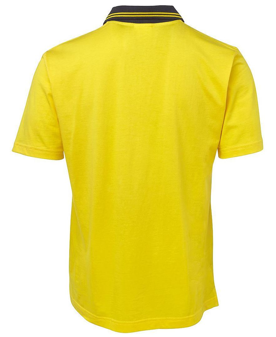 6CPHV Hi Vis S/S Cotton Polo image 2