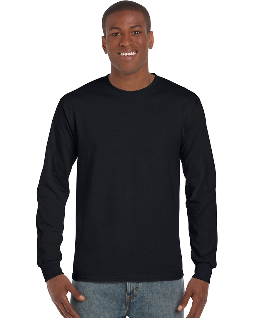 Ultra Cotton™ Classic Fit Adult Long Sleeve T- Shirt image 0