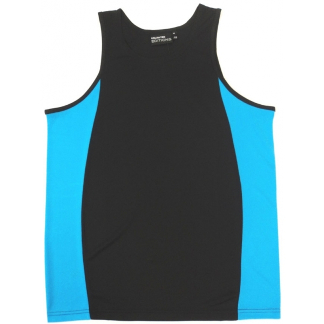 MS001 Unisex Proform Team Singlet image 7