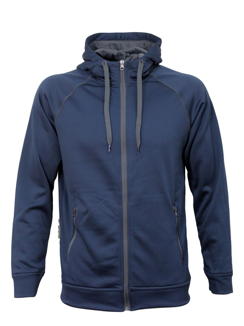 Performance Zip Hood - Lightweight 270gsm image 2
