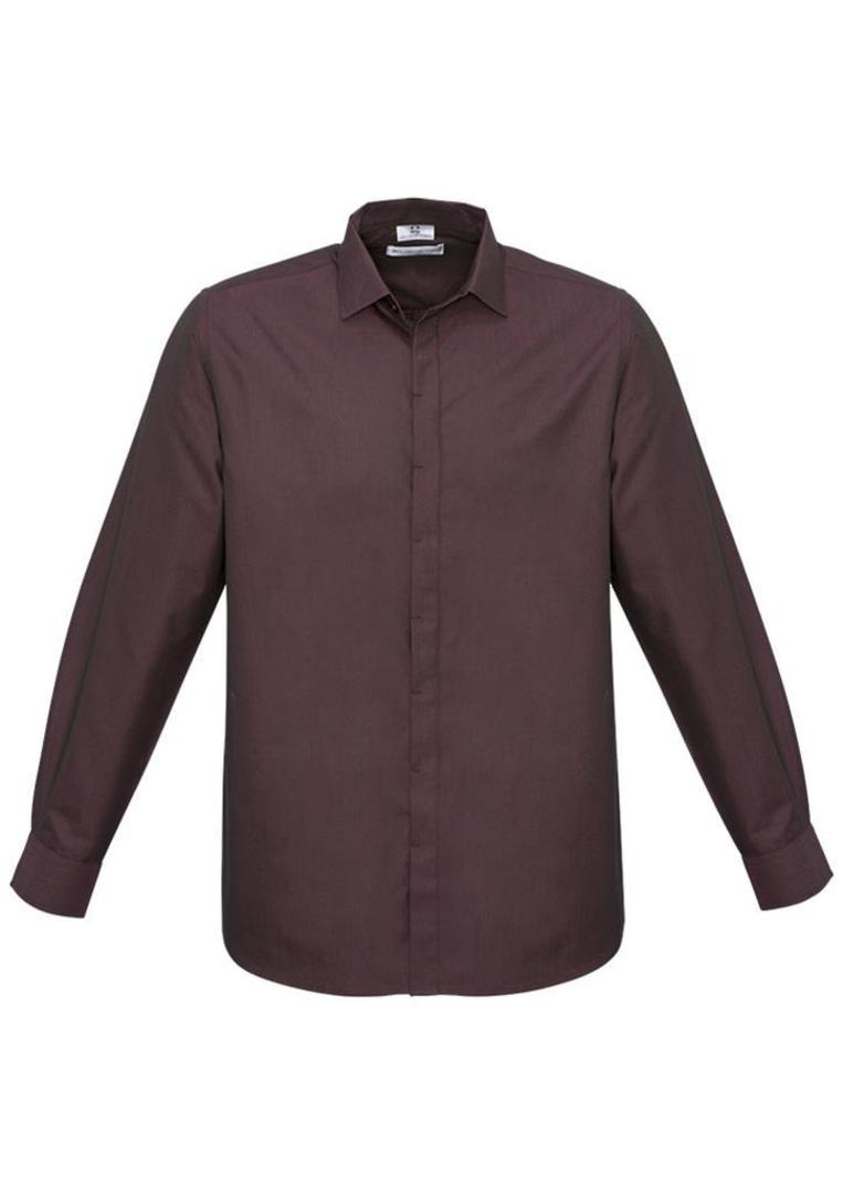 Mens Hemingway Long Sleeve Shirt image 2