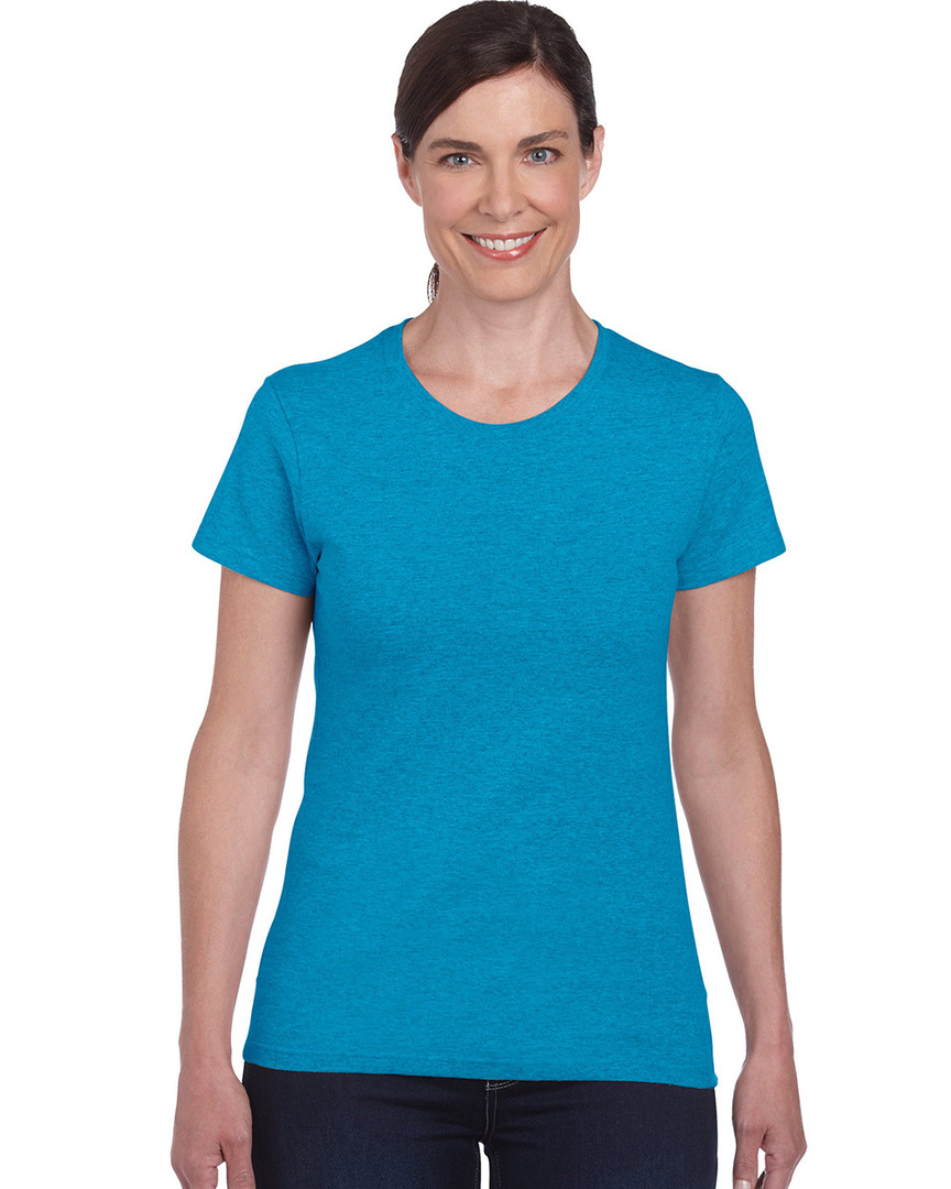 Heavy Cotton™ Semi-fitted Ladies' T-Shirt image 36