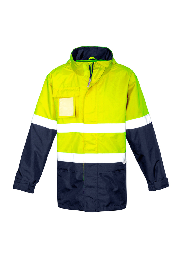 ZJ357 Mens Ultralite Waterproof Jacket image 4