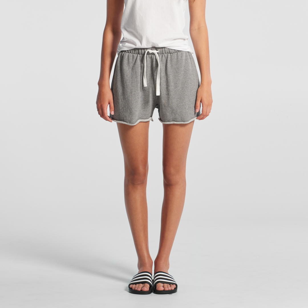 WO'S PERRY TRACK SHORTS image 0