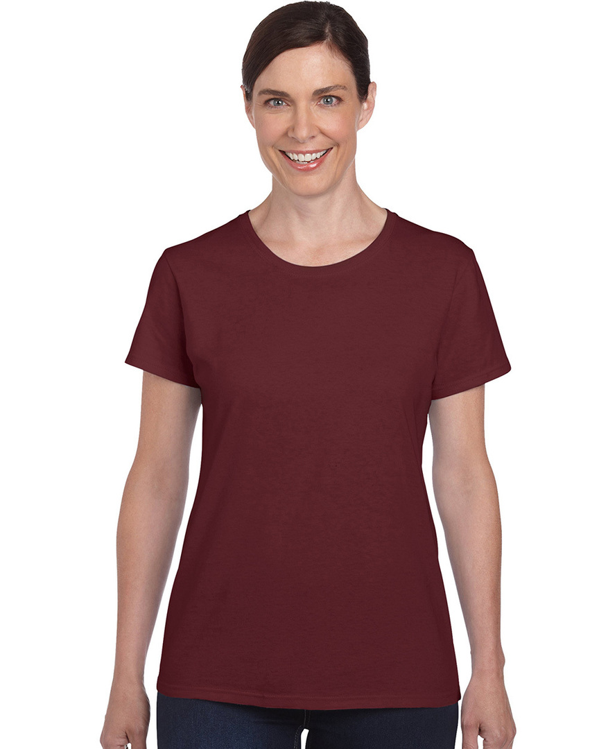 Heavy Cotton™ Semi-fitted Ladies' T-Shirt image 26