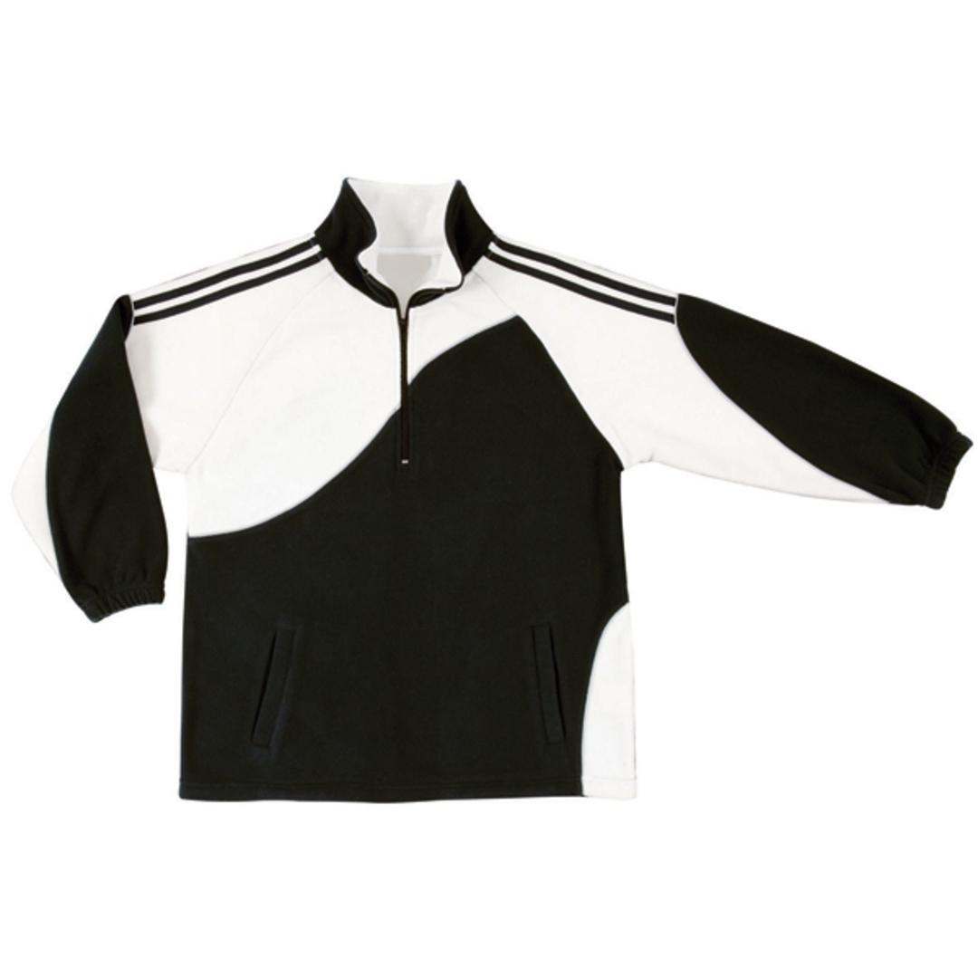 KF0 Kids Unisex Sports Fleece Pullover image 1
