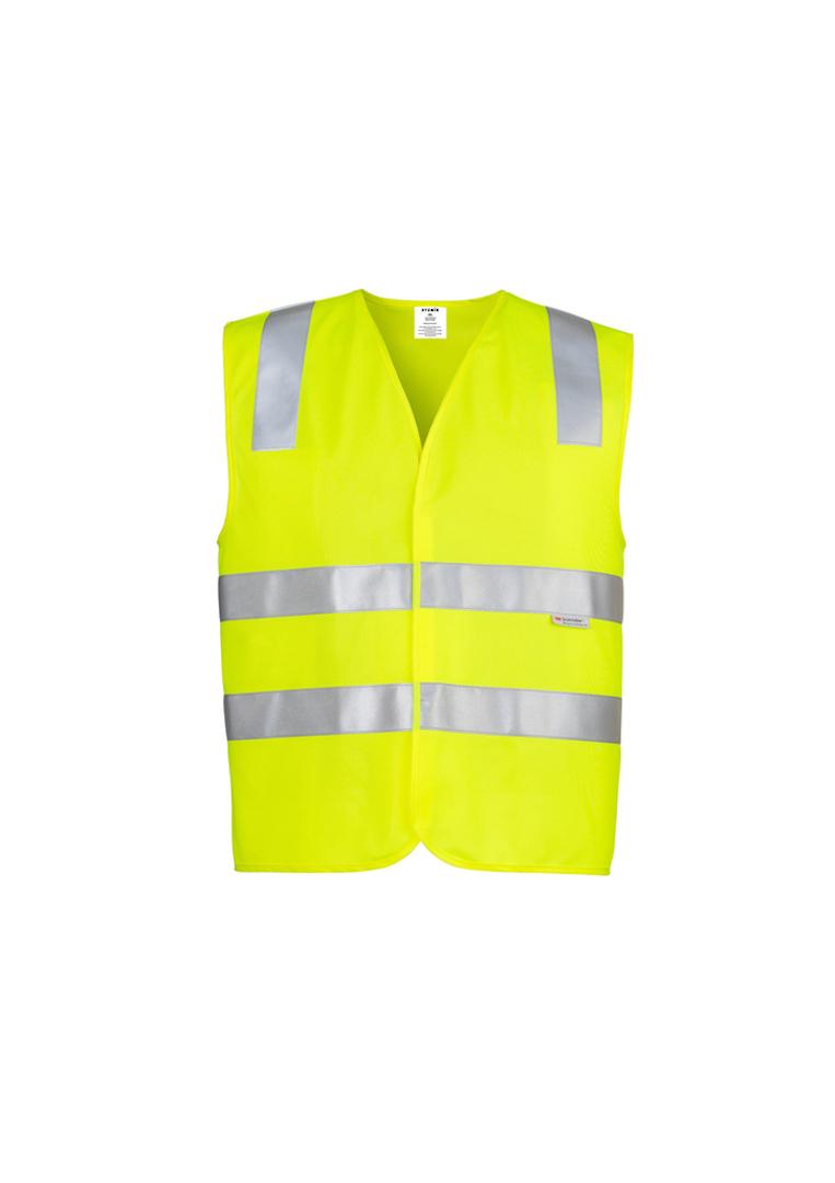 ZV999 Unisex Hi Vis Basic Vest image 3