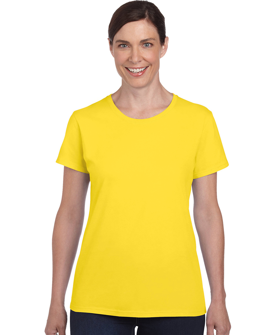 Heavy Cotton™ Semi-fitted Ladies' T-Shirt image 30