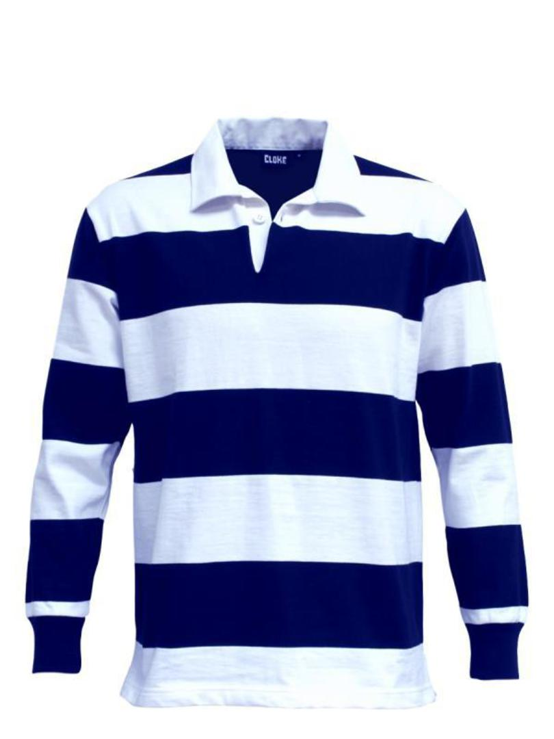 RJS Striped Rugby Jersey image 0