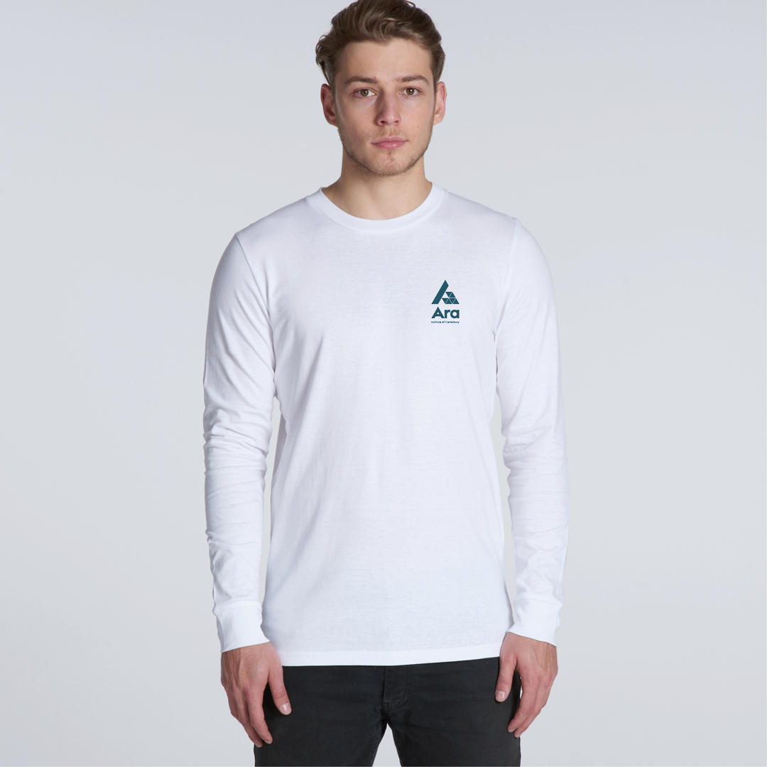 Ara Men's Long Sleeve Tee image 0