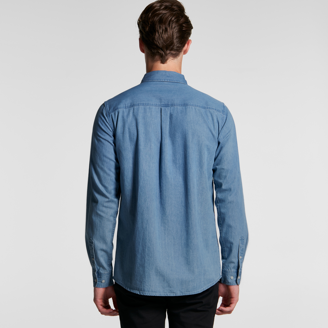 Denim Mens Shirt image 1