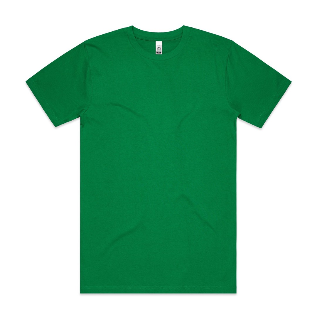 MENS BLOCK TEE (3XL-5XL) - 5050B image 7
