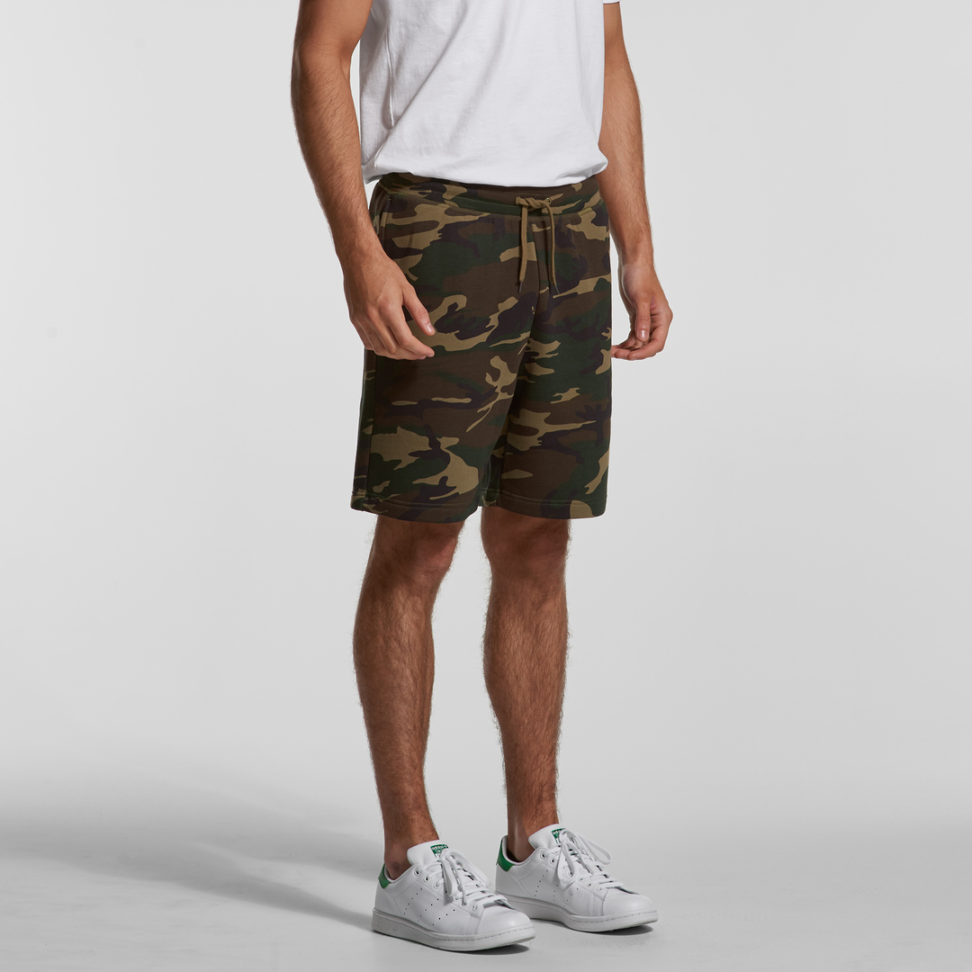 MENS STADIUM CAMO SHORTS image 1