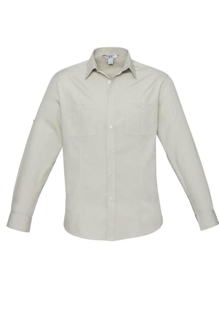 Mens Bondi Long Sleeve Shirt image 6
