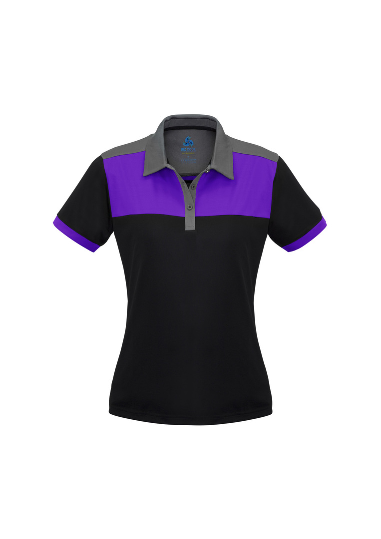 LADIES CHARGER POLO P500LS image 4