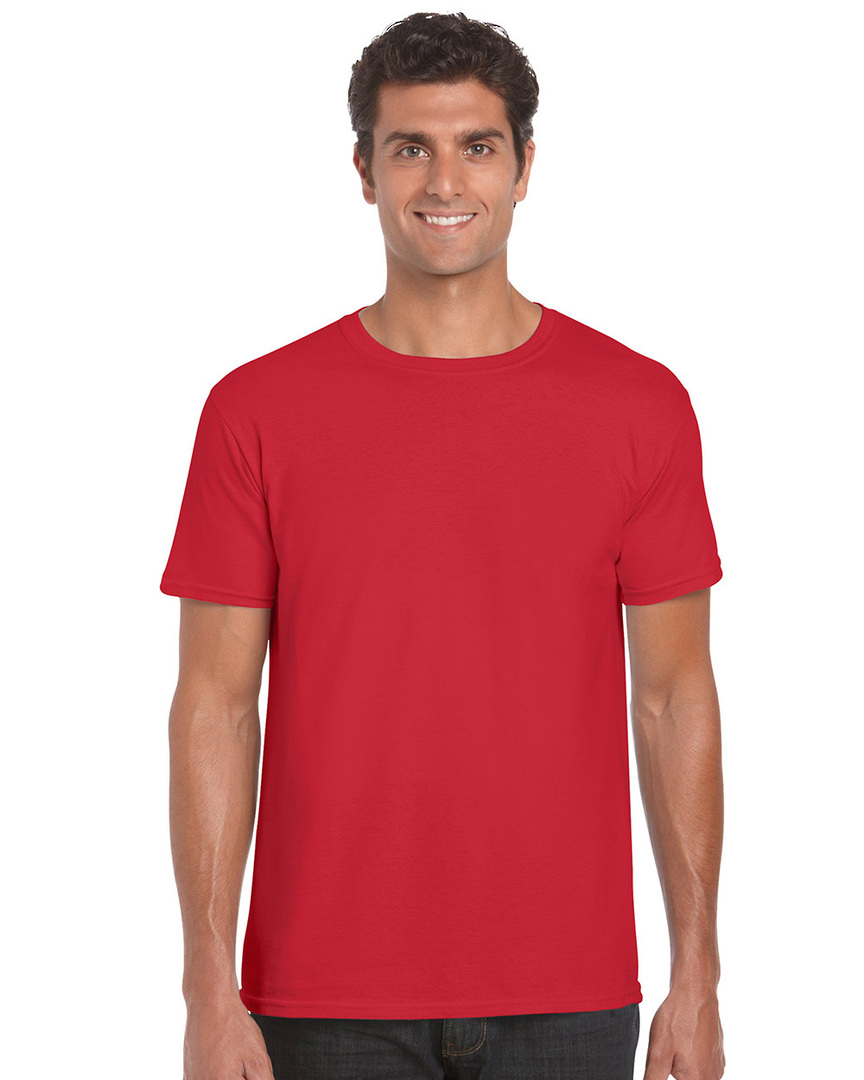 Softstyle® Euro Fit Adult T-Shirt image 7