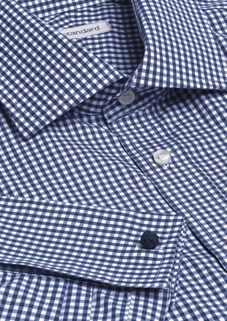THE SOHO CHECK SHIRT – MENS (TSC) image 1