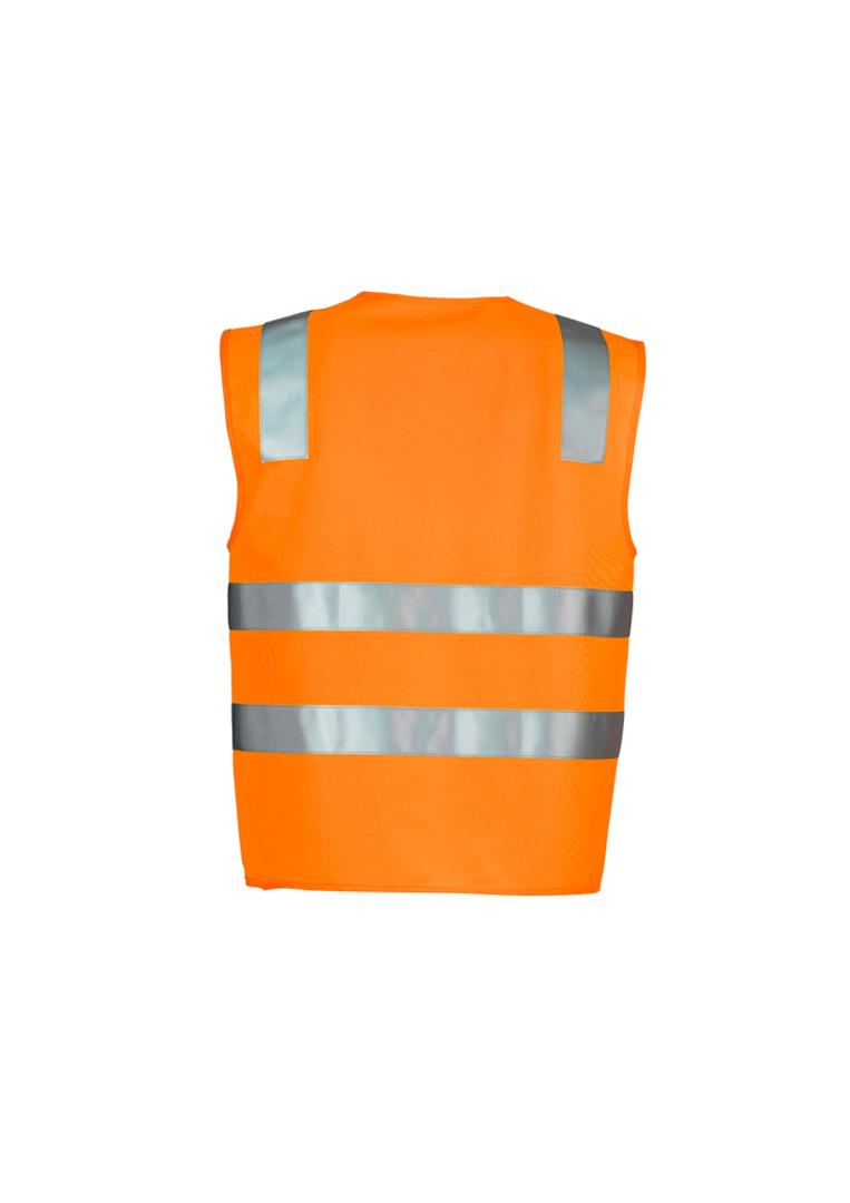ZV999 Unisex Hi Vis Basic Vest image 1