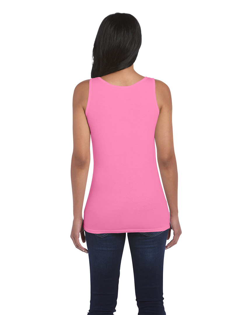 Softstyle® Fitted Ladies' Tank Top image 7