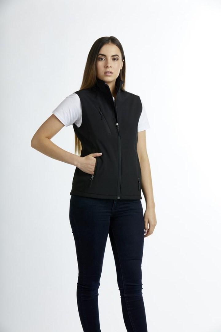 PRO2 Softshell Vest - Womens image 0